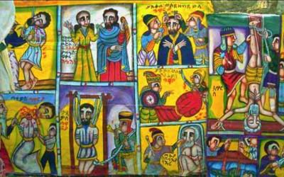 HEDAR 07 (November 17) | The Ethiopian Synaxarium
